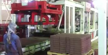 robot de cubage