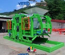 Machine Parpaing Brique Full Automatique