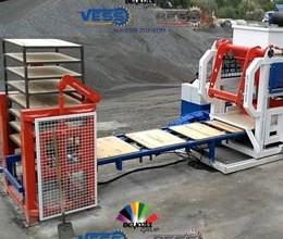 Machine Parpaing-Brique Automatique