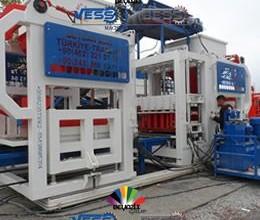 Machine Parpaing-Brique Semi Automatique