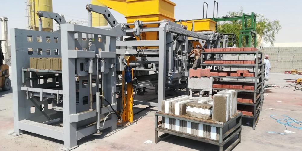 Machine a Bordure – Brique – Centrale a Béton – Compact Elegance 5.1