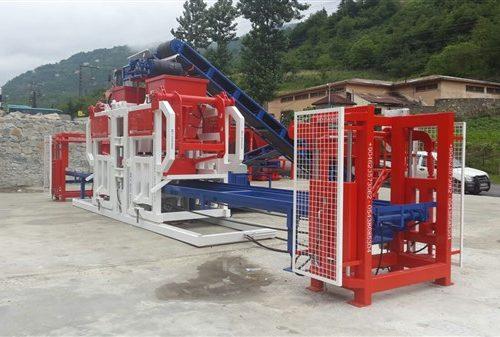 Machine a Brique | Machine de Brique | Prs 800 Auto