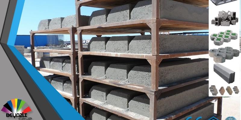 Ventes machines de brique en béton, Unité de production des briques en béton, Machine brique en béton occasion, Pondeuse brique en béton, Machine de fabrication de brique en béton semi-automatique
